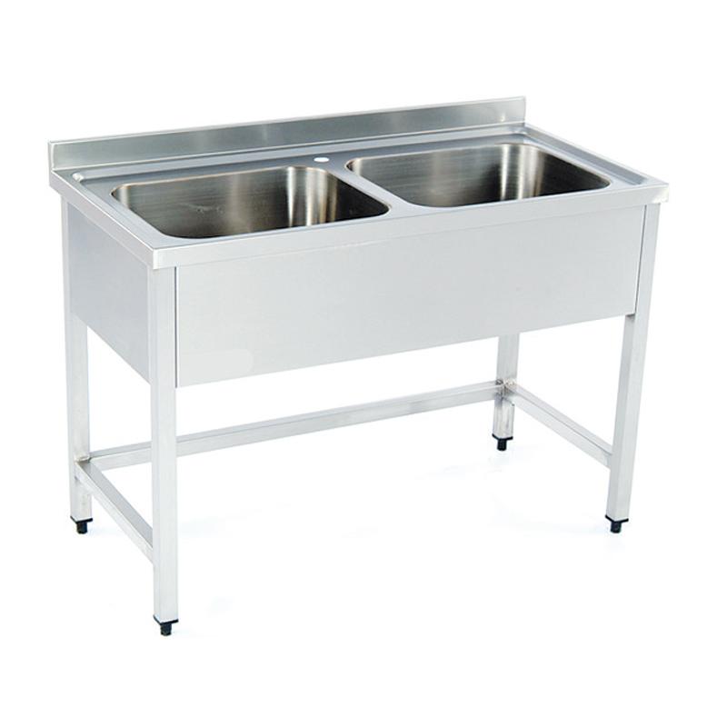 Double Bowl Sink Unit | Gürçelik